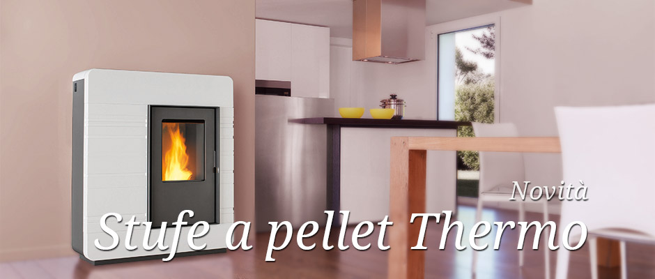 Stufe pellet thermo