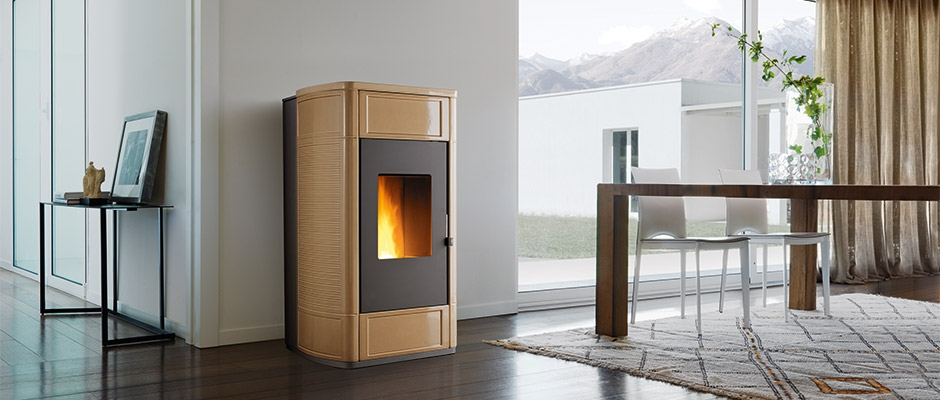 Piazzetta Stufe pellet thermo - P988 TH